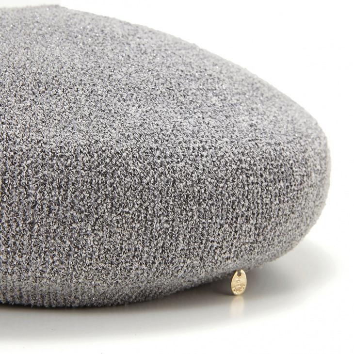 [トプカピ トレジャー] TOPKAPI TREASURE ラメ混バスクベレー帽