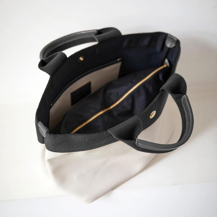 [トプカピ ブレス] TOPKAPI BREATH リプルネオレザー ミニトートバッグ