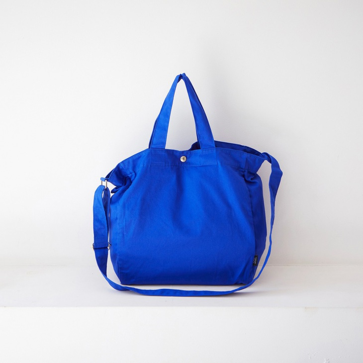 [トプカピ ブレス] TOPKAPI BREATH 【抗菌・抗ウイルス生地】クレンゼ 2way トートバッグ