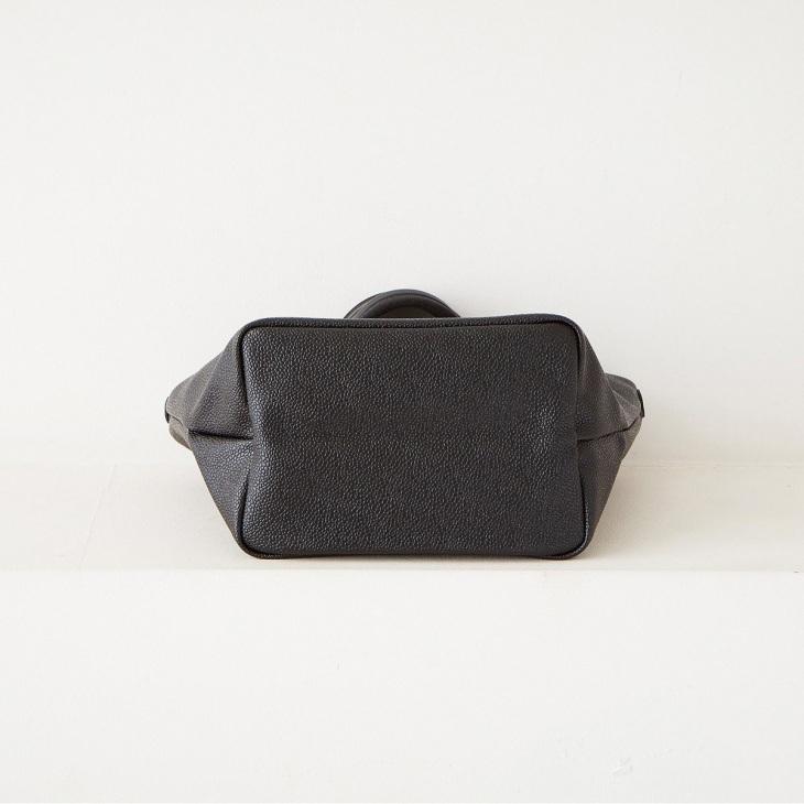 [トプカピ ブレス] TOPKAPI BREATH スコッチグレイン ネオレザー トートバッグ プレーン