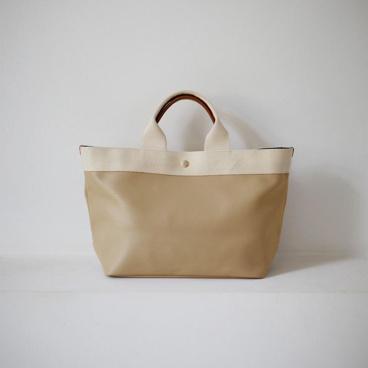 [トプカピ ブレス] TOPKAPI BREATH リプルネオレザー A4トートバッグ