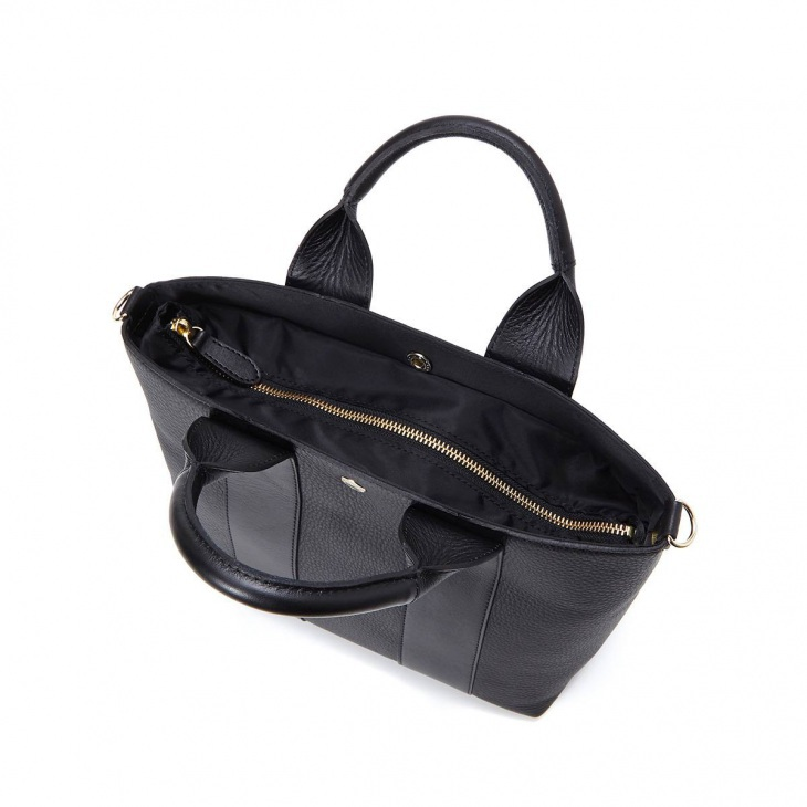 [トプカピ ブレス] TOPKAPI BREATH シュリンクレザー 2wayミニトートバッグ