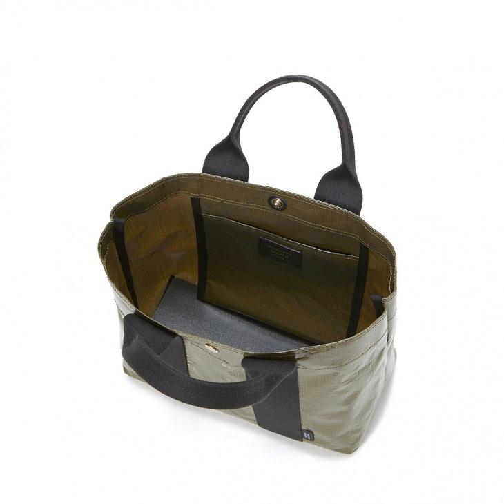 [トプカピ ブレス] TOPKAPI BREATH ポリエチレンクロス トートバッグ S Durable デュラブル