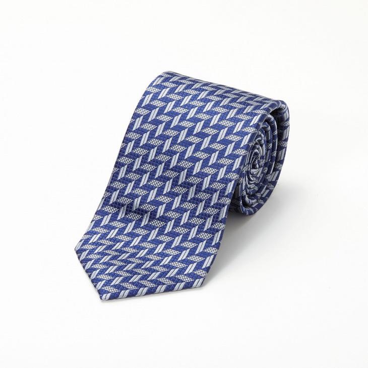 [クリケット] CRICKET 幾何学柄 ネクタイ コン