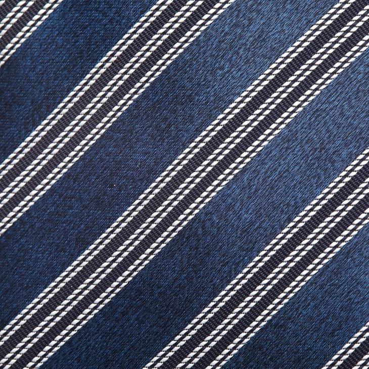 [クリケット] CRICKET ネイビーベース ネクタイ ターコイズブルー