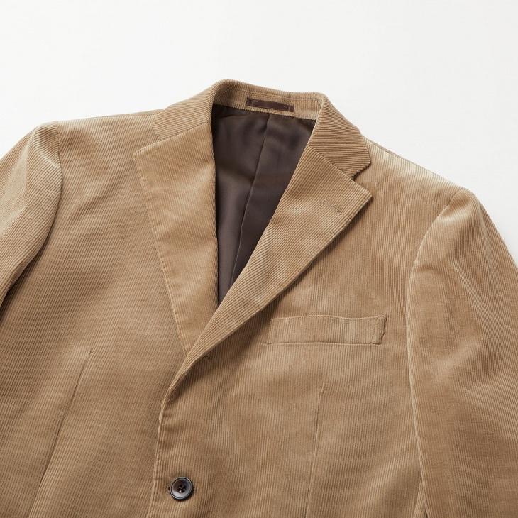 [クリケット1960] Cricket 1960 英国製生地 ブリスベン モス コーデュロイ ジャケット ベージュ