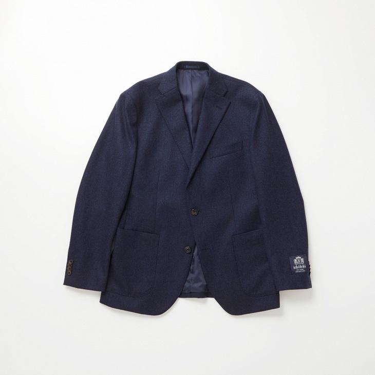 [クリケット1960] Cricket 1960 日本製生地 ソリッド ジャケット コン