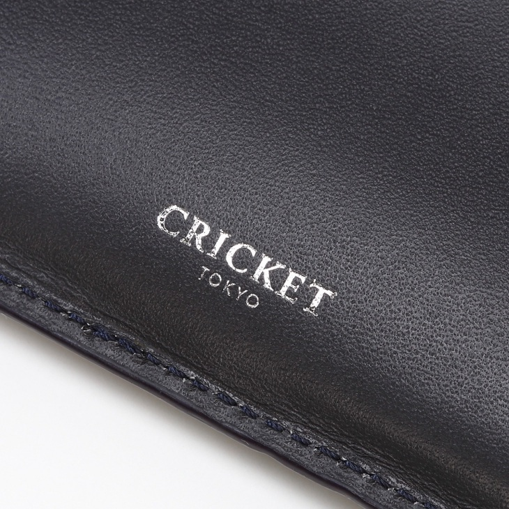 [クリケット] Cricket クロコ型押し マティスラックス 名刺入れ コン