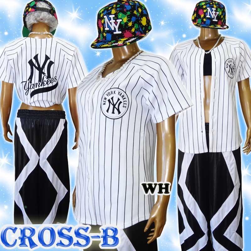 A1261-YankeesベースボールTシャツ