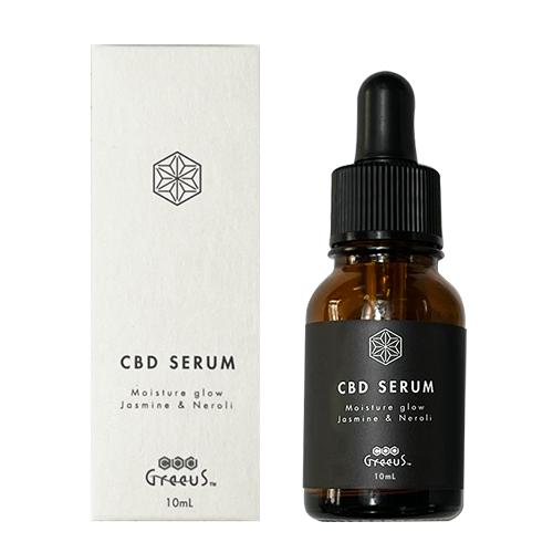 CBD セラム/1.6%(160mg)グリース CBD 肌用美容液 10ml / Greeus CBD SERUM
