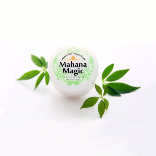 CBD クリーム/CBD 450mg 配合 マハナマジック カンナビューティークリーム / Mahana Magic Cannabidiol Therapycream