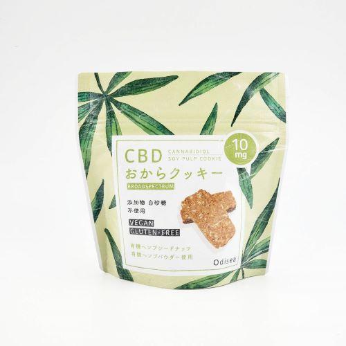 CBD おからクッキー 1枚CBD10mg