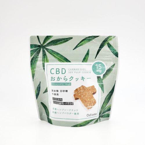 CBD おからクッキー 1枚CBD15mg