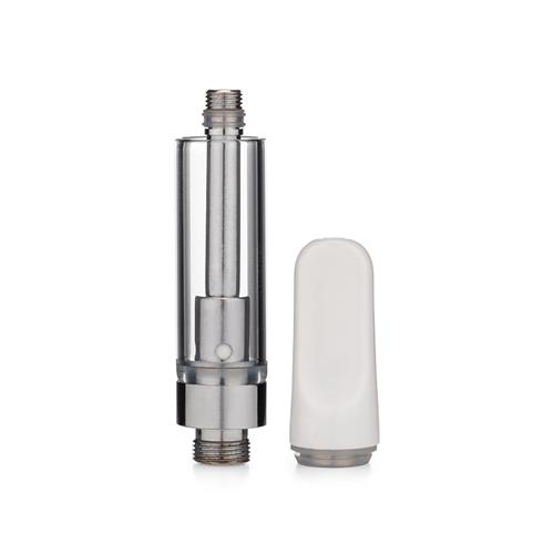 CBD リキッド専用アトマイザー 1.0ml 510 規格 / airis VE10 Bottom Air Flow 510 Thread Quartz Cartridge