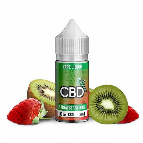 CBD リキッド/1.6%(500mg)CBDfx ベイプジュース 30ml / CBDfx CBD Vape Juice