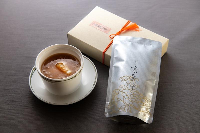 富麗華のフカヒレ壷煮込みスープ【冷凍パウチ】(200g)