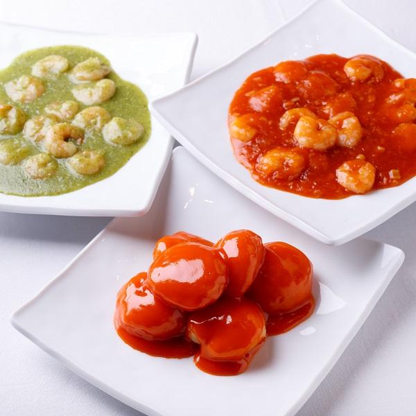 【御歳暮ギフト】人気の海老料理三種