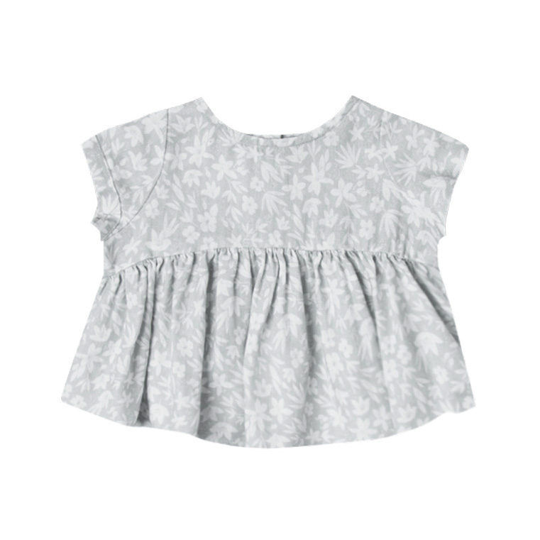 [40%OFF]Rylee & Cru ソフトリネン ditsy jane blouse 12-18m  [ネコポス対応可]