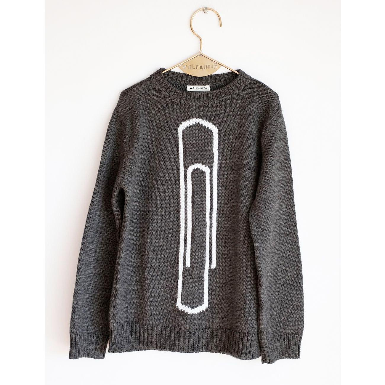 ●WOLF & RITA ウルフ&リタ ポルトガルから 17AW - JOEL  - Sweatshirts 90-100/100-110/110-120