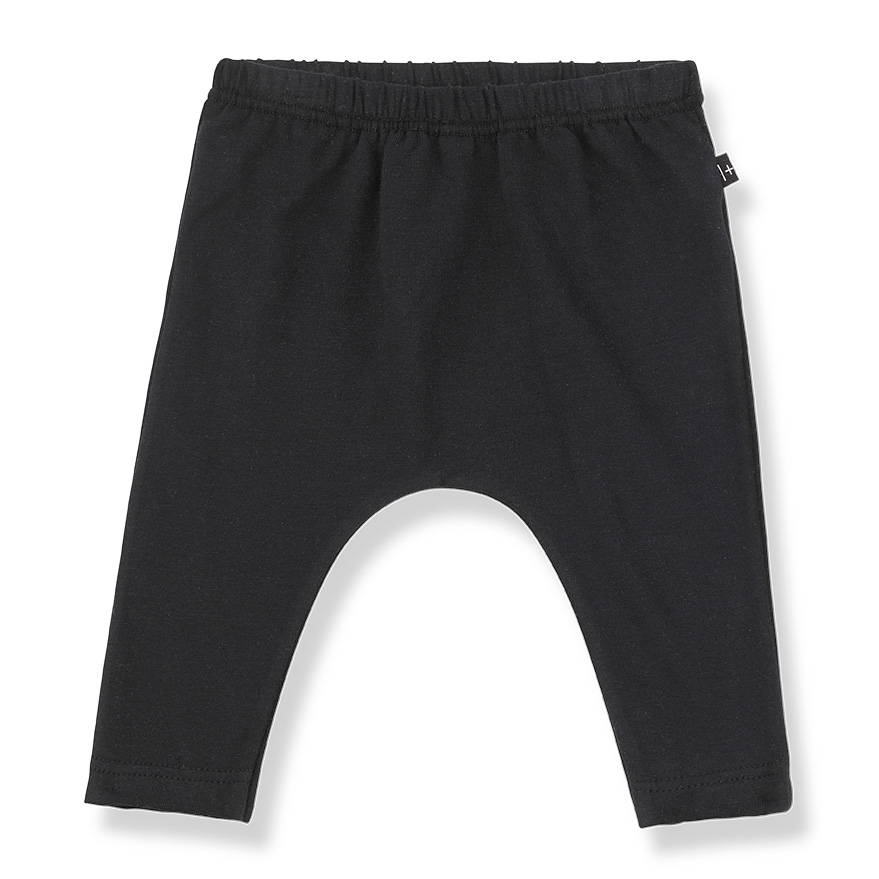 [30%OFF] From spain 1+in the family PIA leggings BLACK 60-70/70-80 organic cotton