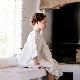 ●From germany liilu  organic cotton liilu dress Sandy stripes 1-2/2-4/4-6Y