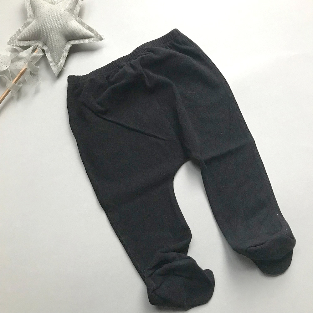 [40%OFF] From spain 1+in the family  [※1 クリックポスト可] LEON leggins w/feet 脚付きレギンス 60-70/70-80