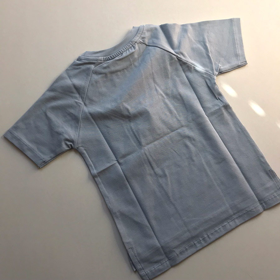 [30%OFF] From Netherlands MINGO T-shirt blue
