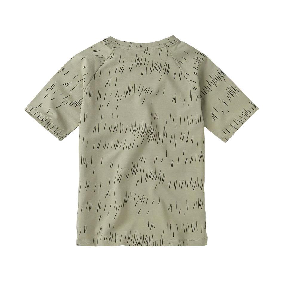 [30%OFF]From Netherlands MINGO T-shirt Grass Print Oak 90/100/110/120/130/140