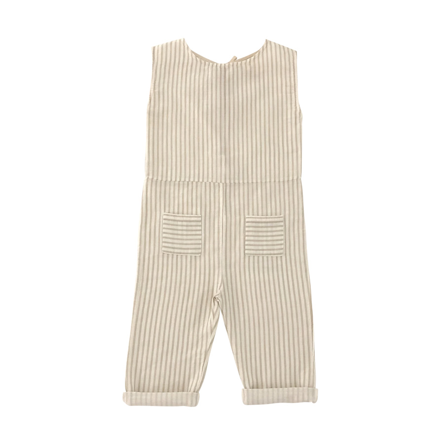 ●From germany  Liilu Sota overall 6-8y/-/- ORGANIC COTTON