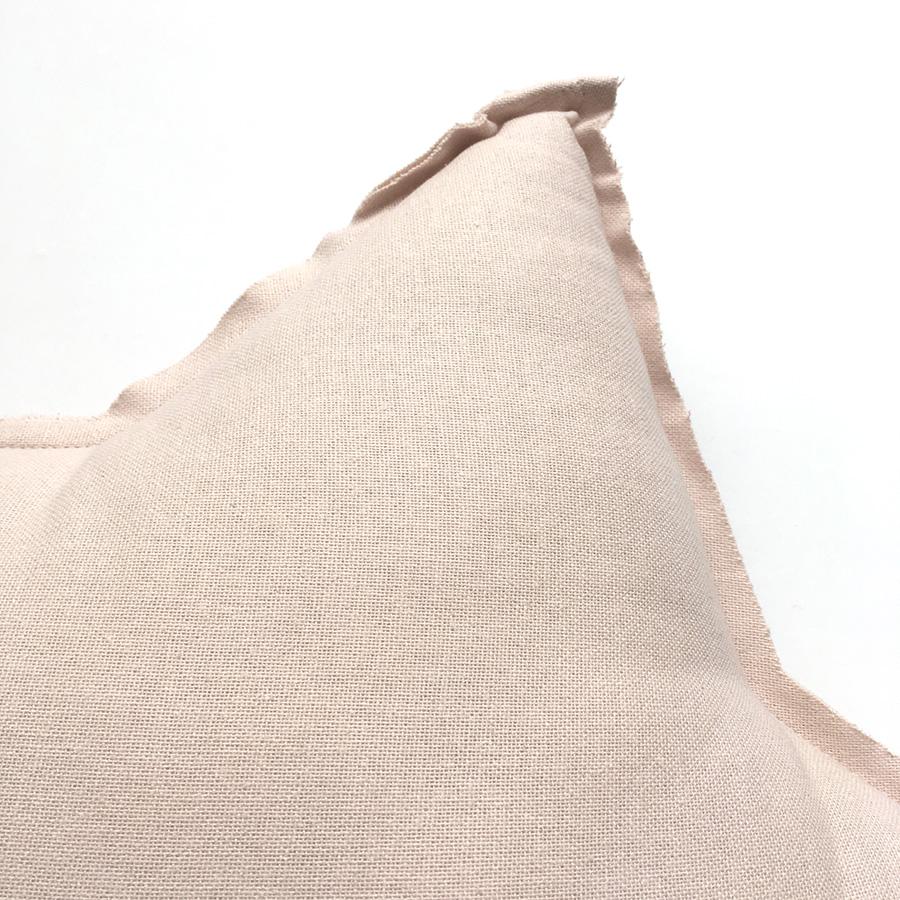 Numero 74 ヌメロ  【L】Star Cushions 星のクッション  light ベージュ 52×52cm 018 by イタリア