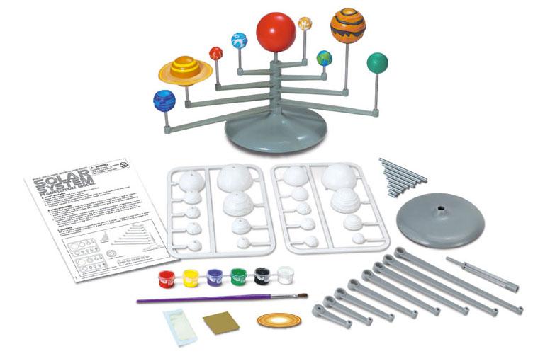 ●4M ソーラープラネタリウム Solar System Planetarium Model 太陽系プラモデル