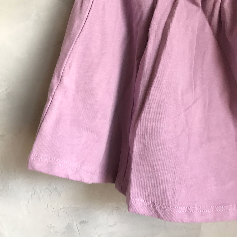 [50%OFF] From Denmark Smafolk oeko-tex素材 コットンフレアスカート