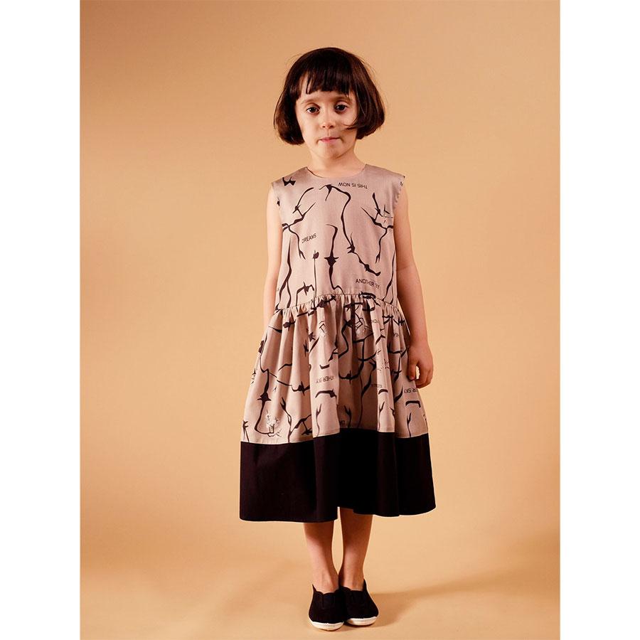●WOLF & RITA ウルフ&リタ SOFIA - Dress THIS IS NOW -/-/120-130