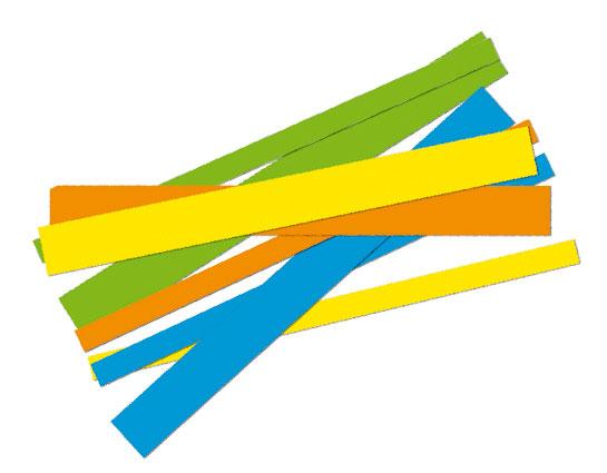 ●DJECO ジェコ ペーパーウェイビング バニー Paper weaving 紙の手作業! 巧緻性アップにも