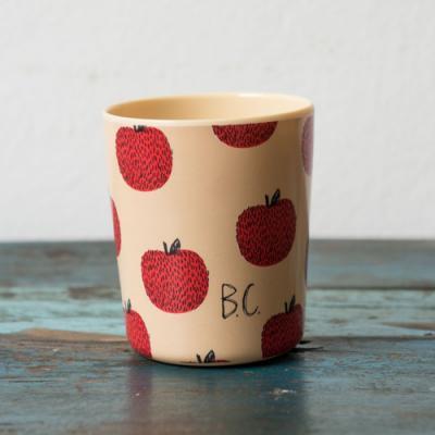 BOBO CHOSES Maison Melamine Cup 6 x 7.5cm  176mL Pear/Banana/Apple/Pineapple