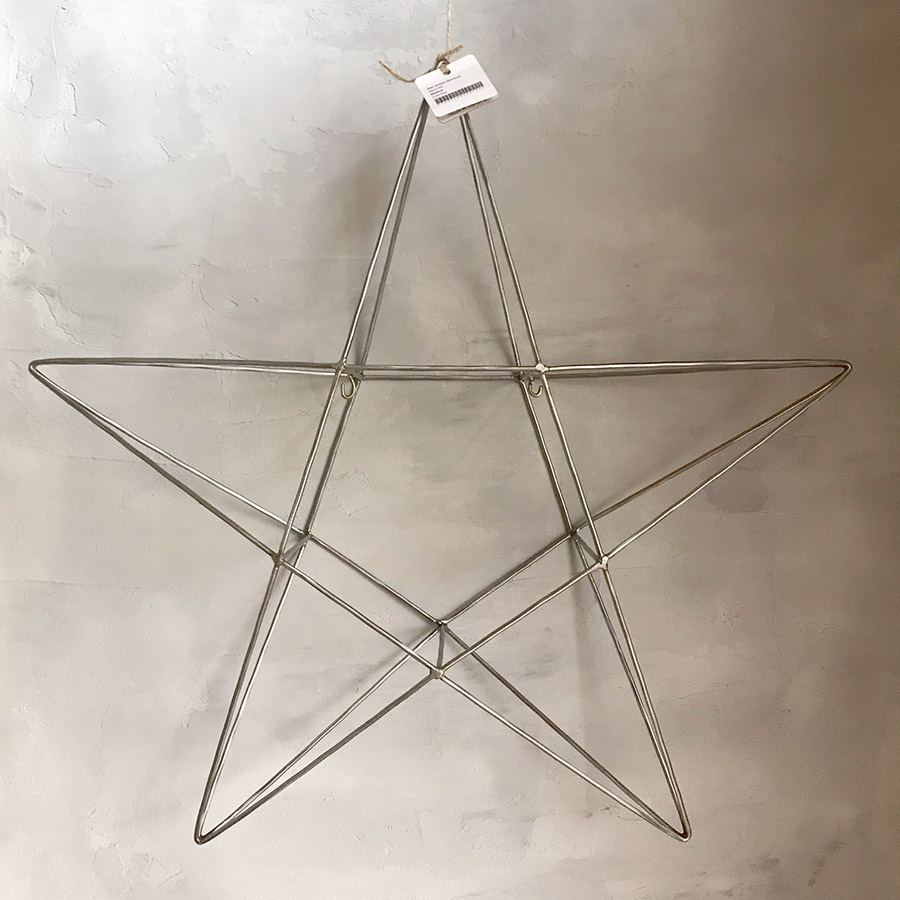 Numero 74 Star Lantern Structure   Mサイズ  直径約50cm