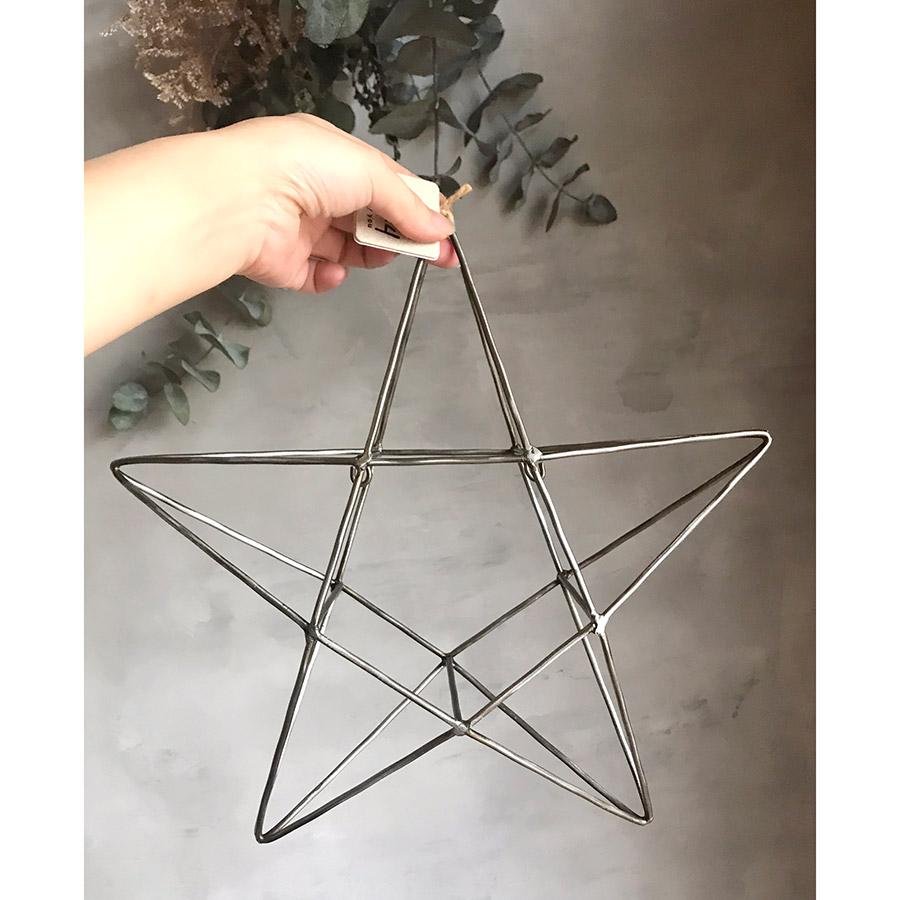 Numero 74 Star Lantern Structure   Sサイズ  直径約30cm
