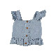 [30%OFF]From spain MY LITTLE COZMO TOP BABY HISA78 /カラー BLUE /50-60/70-80/80-90