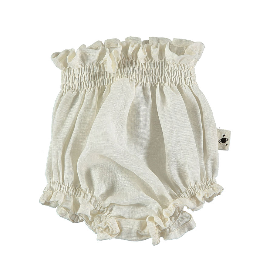 [30%OFF]From spain MY LITTLE COZMO リネンブルマー BLOOMER BABY ROMY85 /60-80