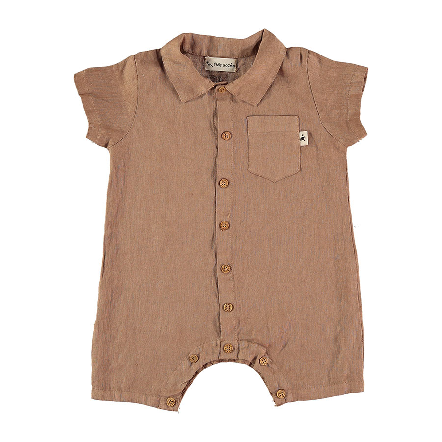 [30%OFF]From spain MY LITTLE COZMO ROMPER BABY - MATEO85 /カラー TITLE 80