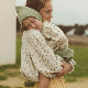●From GERMAN liilu blouse [※1 クリックポスト可] Bloomer Mustard 6-12m/12-18m organic cotton
