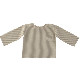 [30%OFF] From Germany liilu Ovidiu shirt Sandy stripes  [※1 クリックポスト可] 90/100/110