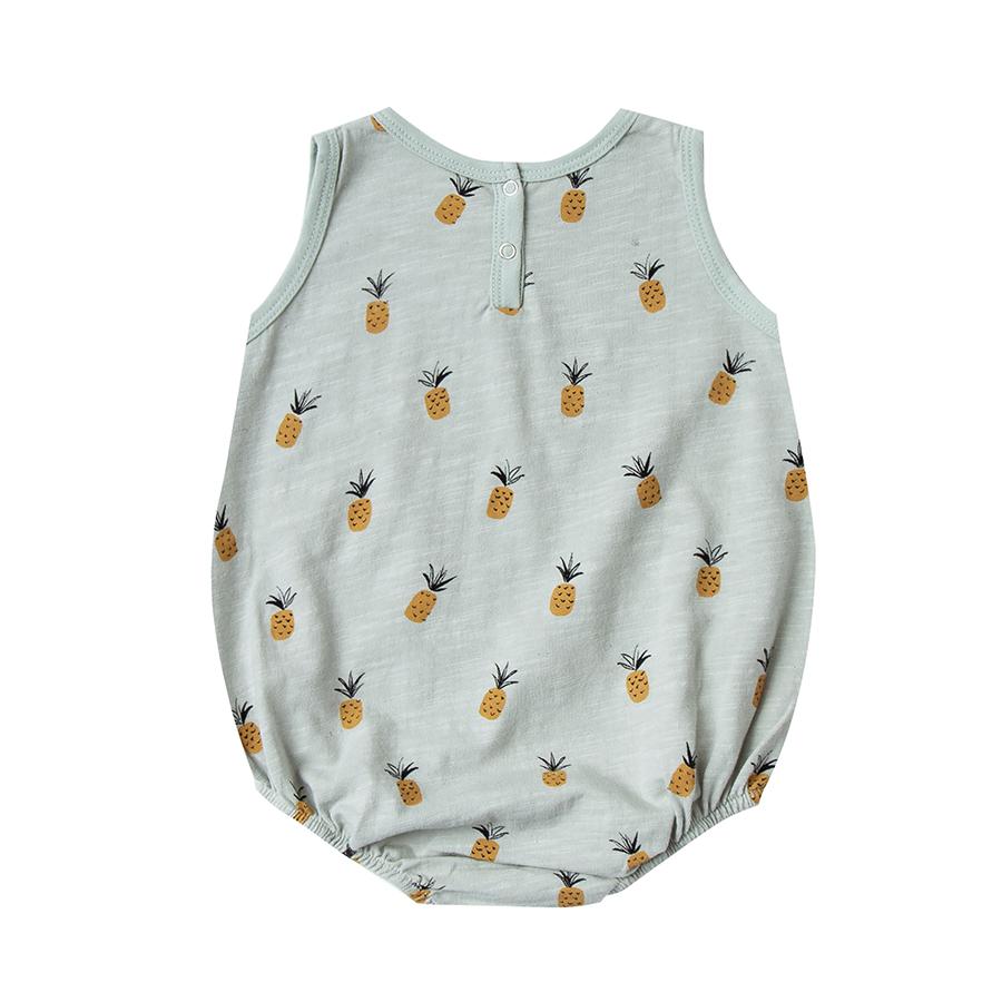 ●Rylee & Cru pineapples bubble onesie 12-18m  [ネコポス対応可]