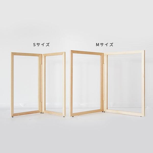 L型看板「BOOK」