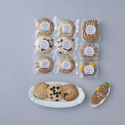 ヴィーガン&グルテンフリー焼き菓子ギフトセット【Mサイズ】※卵、バター、乳、小麦粉、白砂糖不使用