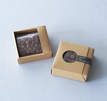 ヴィーガンSOYチョコレート(クリックポストでお届け)