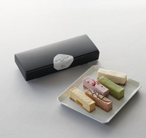 【全種】ヴィーガンローケーキ(10本セット)※ 卵・バター・乳・小麦・白砂糖不使用