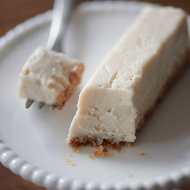 【プレーン】ヴィーガンローケーキ(5本セット)