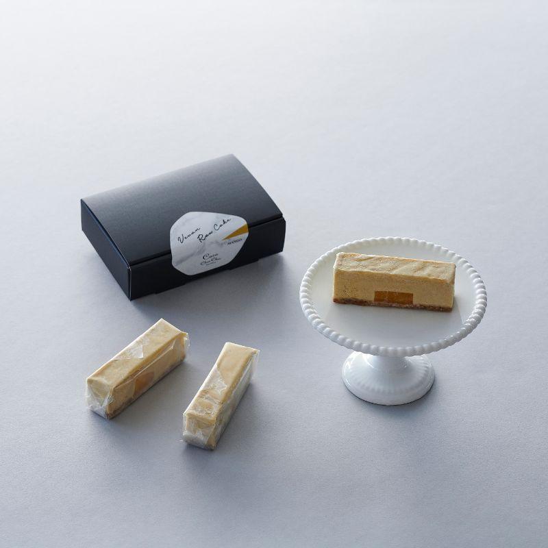 【マンゴー】ヴィーガンローケーキ(5本セット)