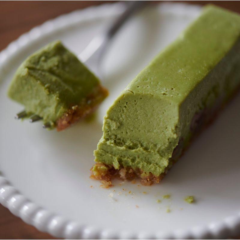 【抹茶】ヴィーガンローケーキ(5本セット)※ 卵・バター・乳・小麦・白砂糖不使用